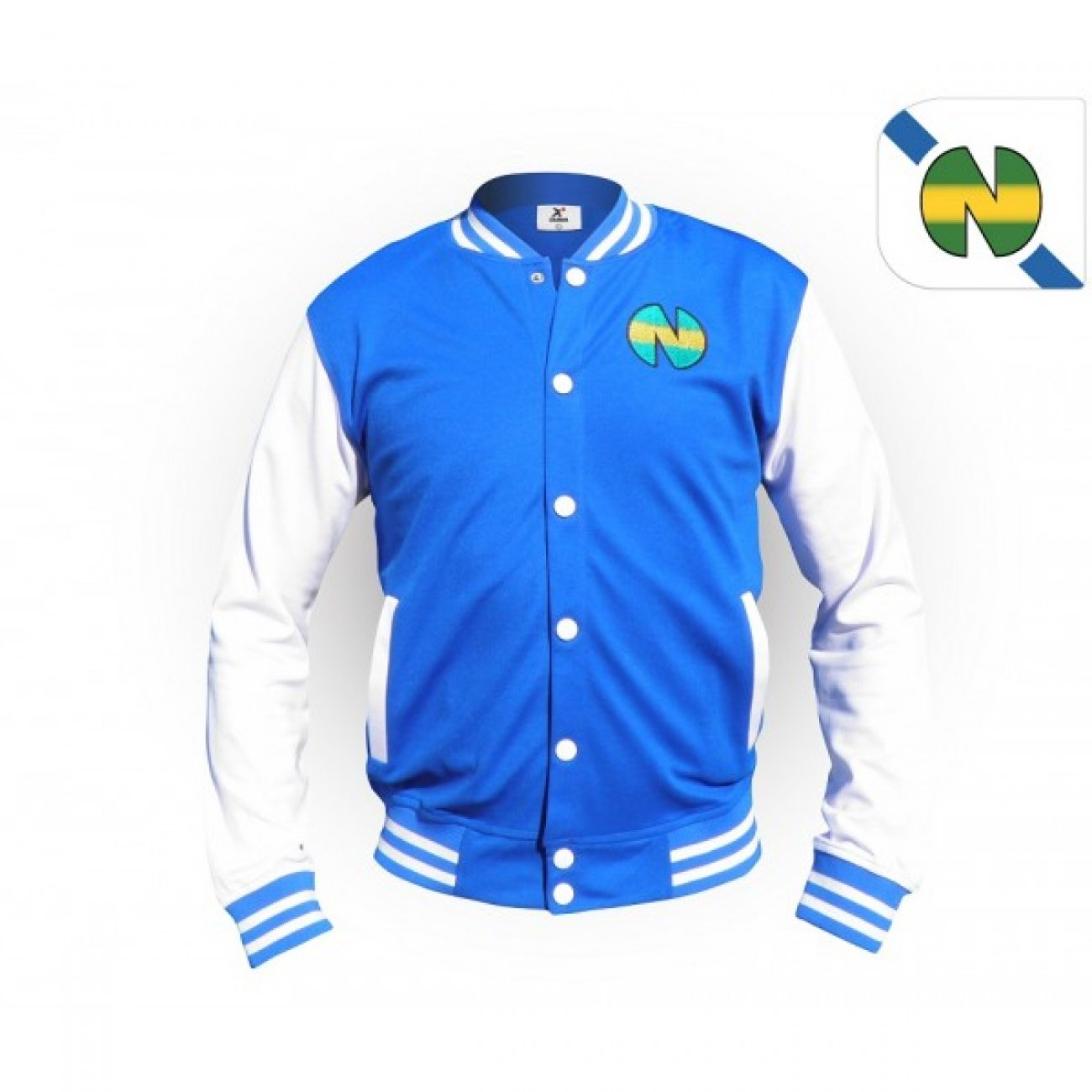 Chaqueta Teddy New Team 1