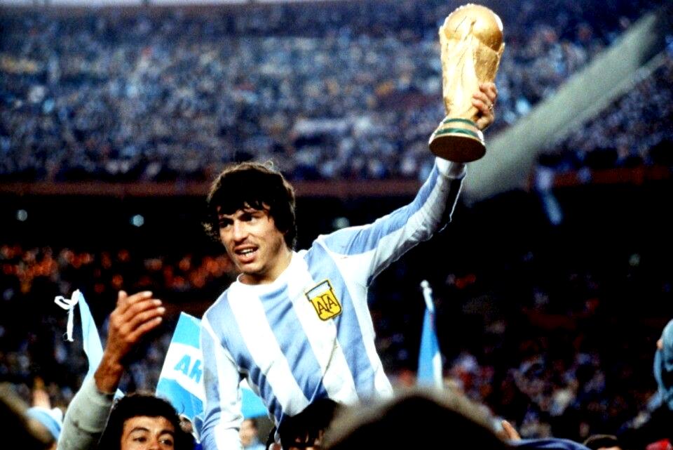 Passerella - Argentina 78 Mundial